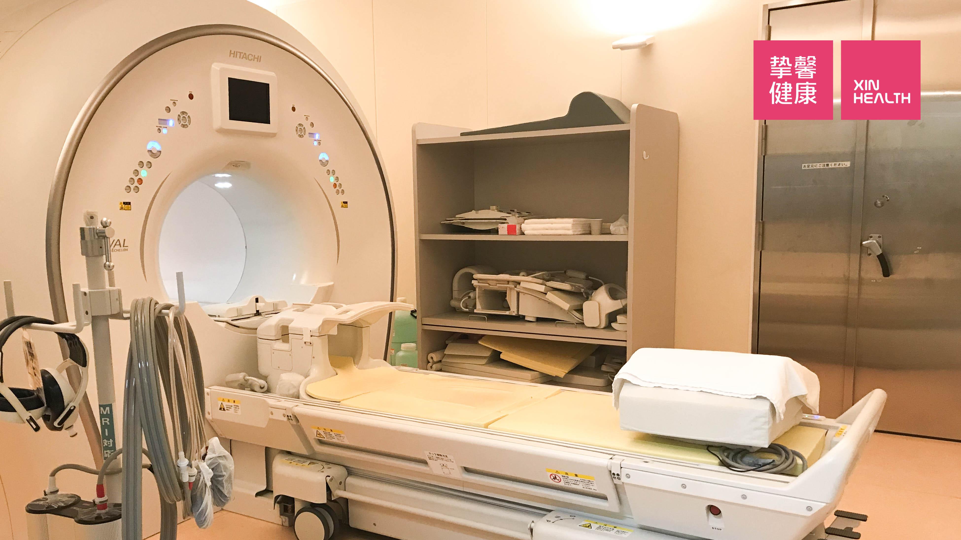 核磁共振 MRI 检查设备
