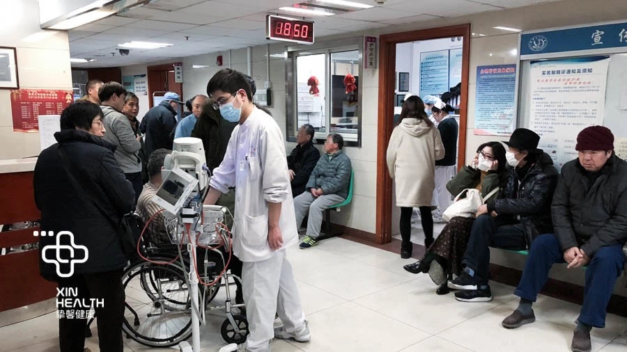 超负荷的就诊量,让医生和患者无法充分沟通