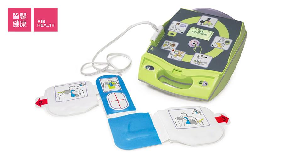 每台AED上都有详细的操作指南
