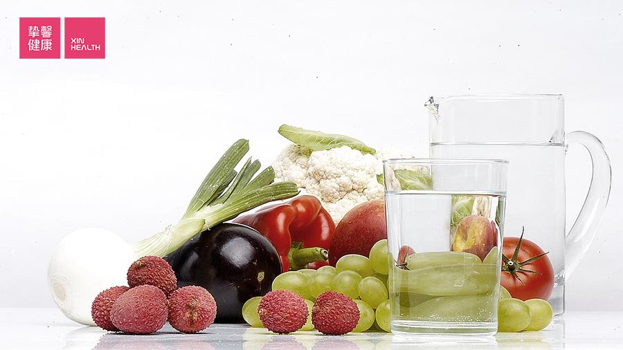 水果不能代替蔬菜