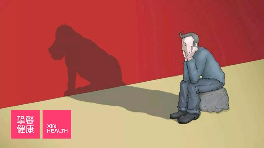 抑郁症患者常常伴有焦虑、抑郁等症状