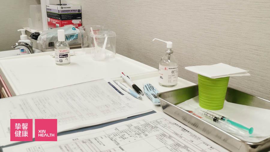 日本高级体检 用户检查问诊表