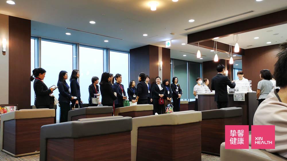 挚馨健康 XIN HEALTH 日本高级体检 陪同翻译服务团队