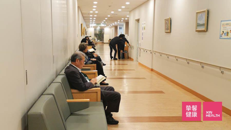 东京癌研有明医院 医院就诊环境