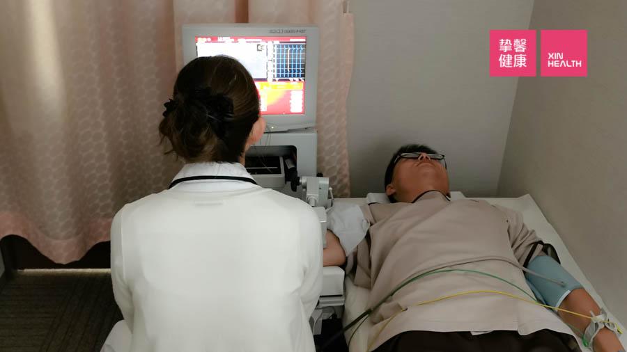 日本高级体检 心脑血管检查