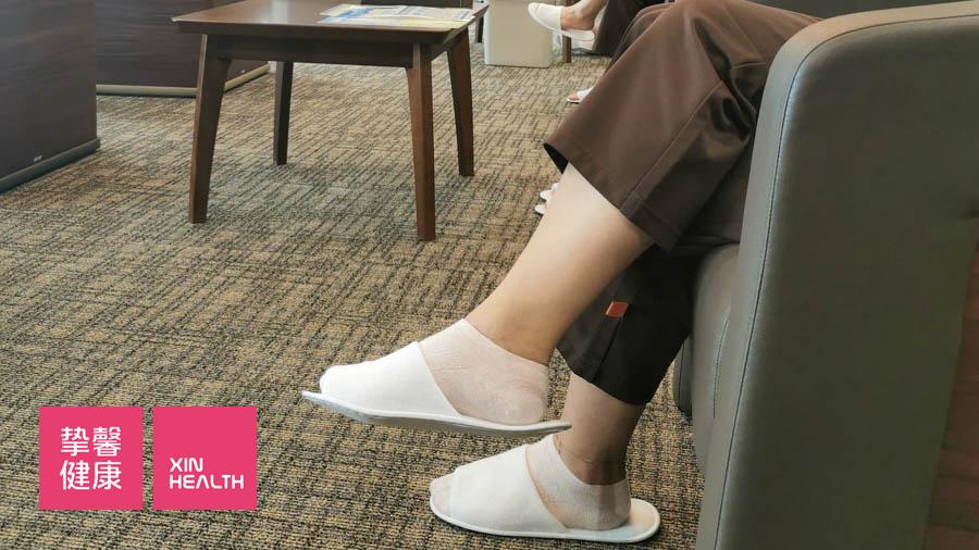 日本高级体检 用户休息区域