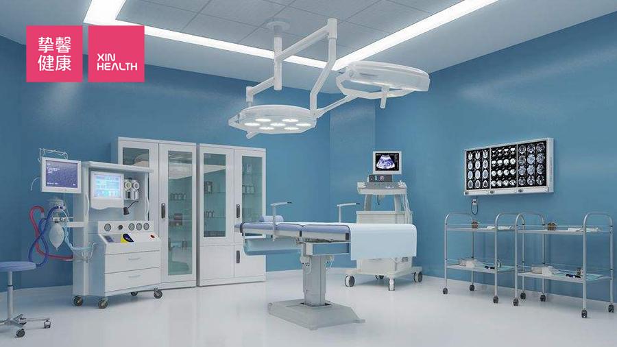 手术室内部环境
