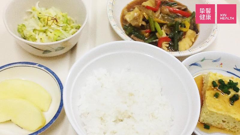 札幌医科大学附属病院 患者餐食