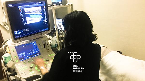 日本高级体检 颈动脉B超