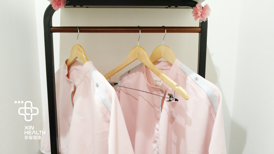 日本高级体检 乳腺钼靶 检查服