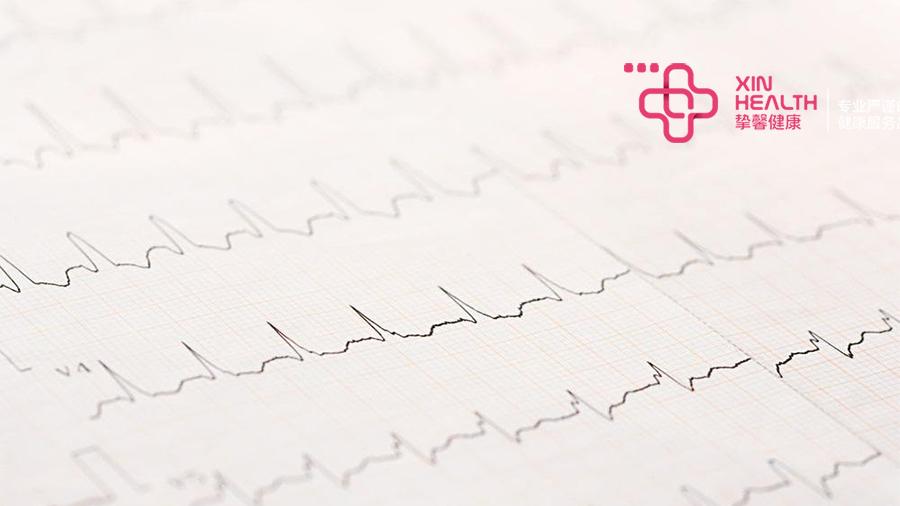 在日本体检心脏病都检查什么项目?