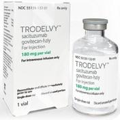 药物偶联疗法Trodelvy,专门用于治疗转移性三阴性乳腺癌