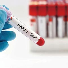 糖化血红蛋白 HbA1c