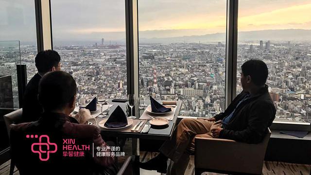 31位挚馨健康用户 2017年4月 赴日本大阪
