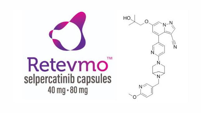 甲状腺癌精准医疗:礼来口服RET抑制剂selpercatinib