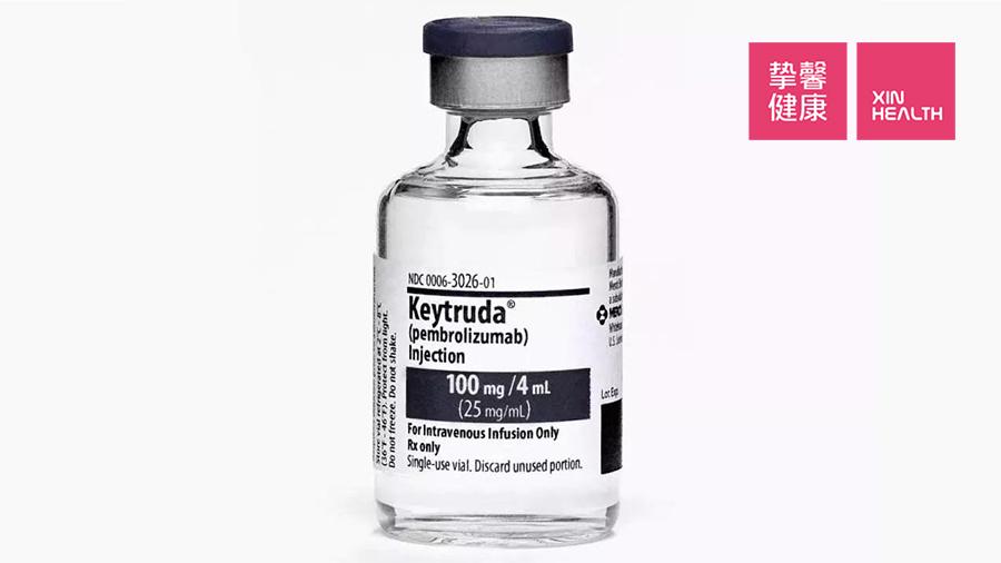 食道癌福音:默沙东PD-1抑制剂帕博利珠单抗