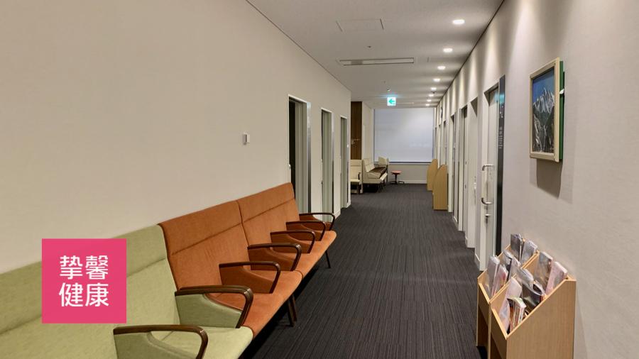 日本癌研有明医院内部环境是怎样的?