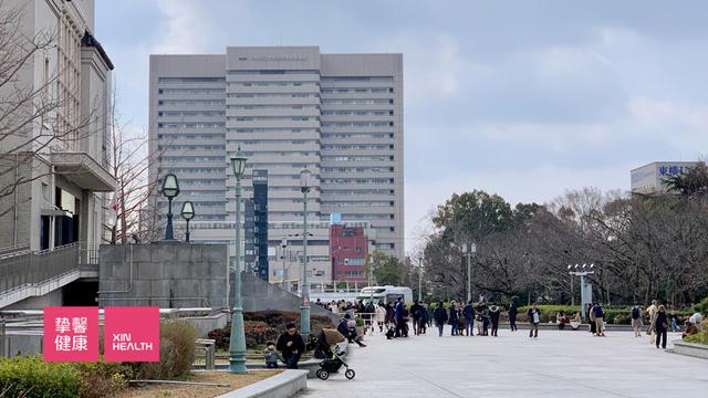 赵女士 2019年4月 赴日本大阪