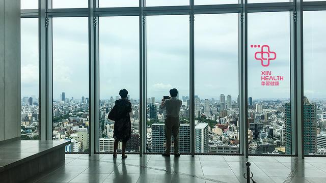 徐先生、周女士 2016年10月 赴日本大阪