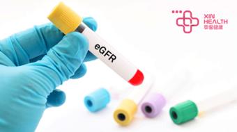 eGFR 肾小球滤过率估算值