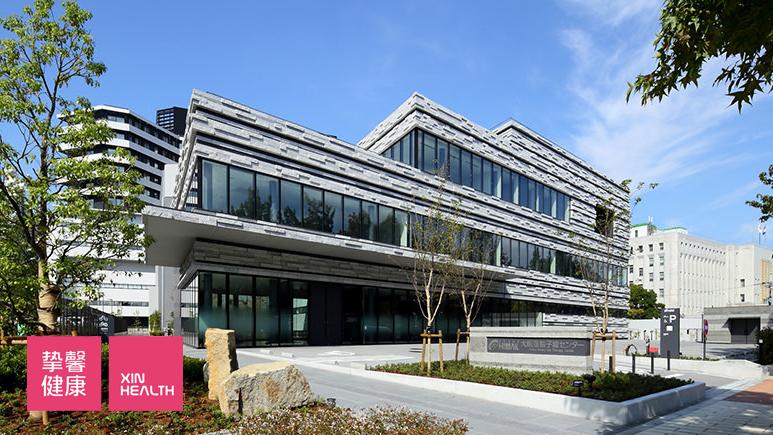 大阪首个重离子线癌症治疗医院:大阪重离子线中心