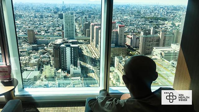 汪先生、吕女士 2016年11月 赴日本大阪